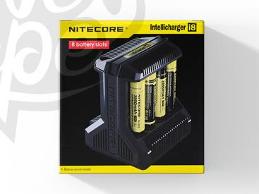 Nitecore Intellicharger i8 batterij oplader