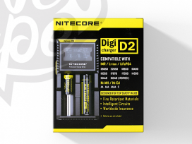 NITECORE intellicharger D2