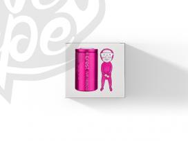 Efan Purple 18350 700mah 3.7v LiMn battery