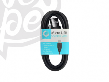 Grab n Go - Micro USB Data Kabel - 1M