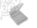 4 slot 18650 Battery Case