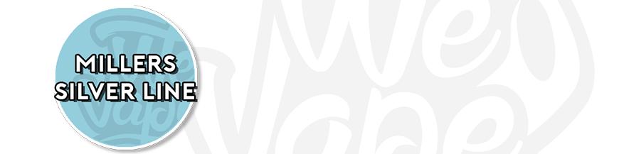 Millers e-liquid - Silverline