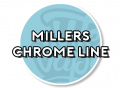 Millers e-liquid - Chromeline