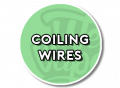 Coiling wires (DIY)