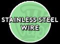 Stainless steel draad