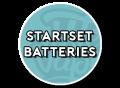 Startset batteries