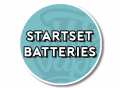 startset batterijen