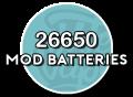 26650 Batteries
