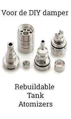 Rebuildable atomizers